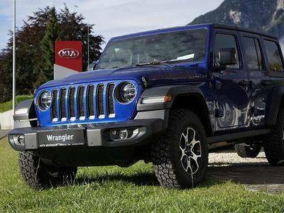 gebraucht Jeep Wrangler Unlimited Rubicon 2,2 CRDi Aut. Unlimited Rubicon