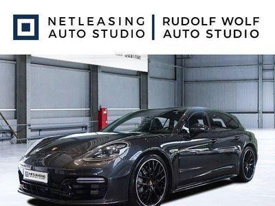 gebraucht Porsche Panamera 4S Sport Turismo Standheizung/Klima/BC Sitzhzg.