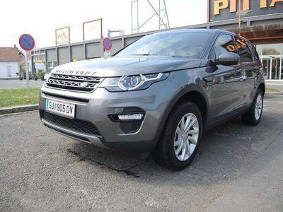 gebraucht Land Rover Discovery Sport 4WD SE Aut. 7-Sitzer SUV / Geländewagen