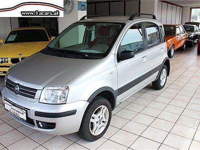 gebraucht Fiat Panda 4x4 1,3 Climbing Limousine