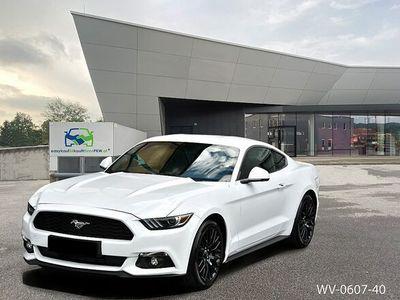 gebraucht Ford Mustang 2,3 EcoBoost/NAVI/Leder/Xenon/Sportpaket