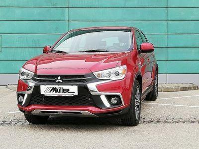 gebraucht Mitsubishi ASX 1,6 MIVEC Inform Plus