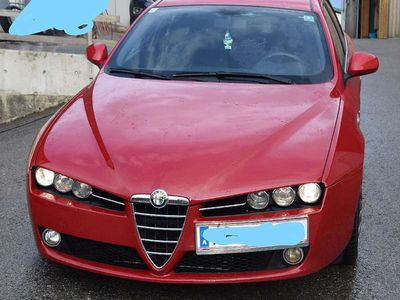gebraucht Alfa Romeo 159 Sportwagon Limousine