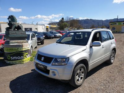 gebraucht Suzuki Grand Vitara 1,9 VX DDiS special