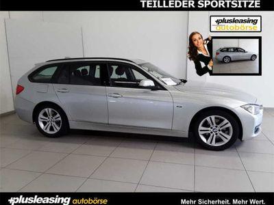 gebraucht BMW 320 3er-Reihe Kombi Diesel (F31) Touring Aut.