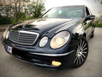 gebraucht Mercedes E220 Elegance CDI Automatik,Pickerl Neu,Sehr Gepflegt