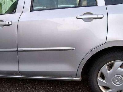 gebraucht Mazda 2 1.4 cd Diesel Klein-/ Kompaktwagen,