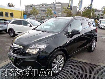 gebraucht Opel Mokka 1,6 CDTI Cosmo Aut. SUV / Geländewagen