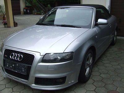 gebraucht Audi A4 Cabriolet 2,5 TDI CABRIO / Roadster