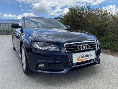 gebraucht Audi A4 2,0 TFSI Xenon SHZG PDC Tempomat 1.Besitz Service