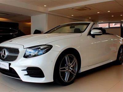 gebraucht Mercedes E300 E-KlasseAut. Cabrio / Roadster,