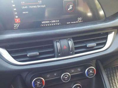 gebraucht Alfa Romeo Stelvio 2,2 ATX RWD