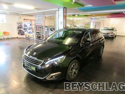 gebraucht Peugeot 308 SW 1,6 BHDI 120 Allure