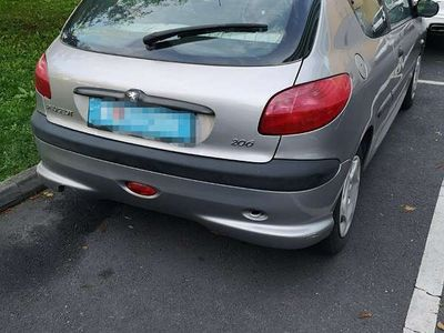 gebraucht Peugeot 206 1.4 SPORT Klein-/ Kompaktwagen