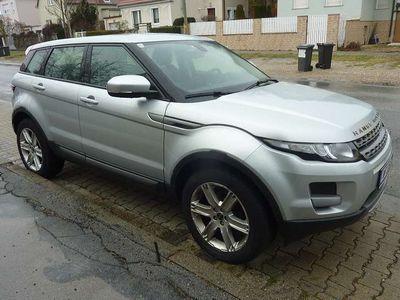 gebraucht Land Rover Range Rover evoque Pure 2,2 TD4 Aut. SUV / Geländewagen,