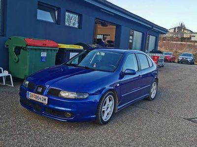 gebraucht Seat Leon 4 1,8 20VT Sport 4x4