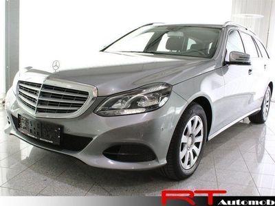 used Mercedes E220 CDI T Aut. Navi