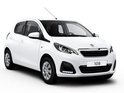 gebraucht Peugeot 108 108ACT VTI 72 5T