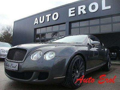gebraucht Bentley Continental GT Speed 82tkm Sportwagen / Coupé
