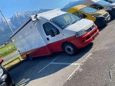 gebraucht Fiat Ducato DucatoFood Truck