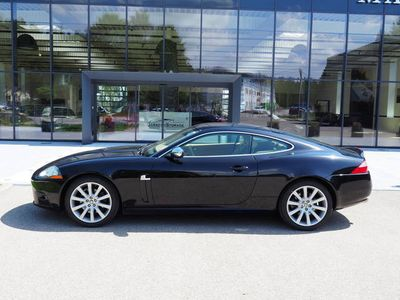 gebraucht Jaguar XK8 XK 4,2 V8 Coupé