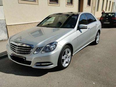 gebraucht Mercedes E350 Avantgarde A-Edition Plus BlueEfficiency CDI