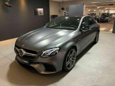 gebraucht Mercedes S63 AMG E 63 AMG EAMG 4MATIC+ Aut.