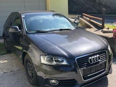 gebraucht Audi A3 Sportback Sport Edition 2,0 TDI DPF