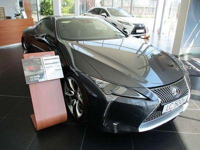gebraucht Lexus LC 500 Sport,Tageszulassung Sportwagen / Coupé,