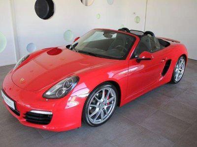 gebraucht Porsche Boxster S 981 Cabrio / Roadster