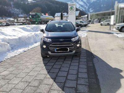 gebraucht Ford Ecosport Titanium SUV / Geländewagen,