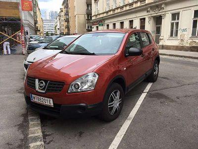 gebraucht Nissan Qashqai 1,5 dci SUV / Geländewagen,