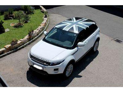 used Land Rover Range Rover evoque Pure 2,2 SD4