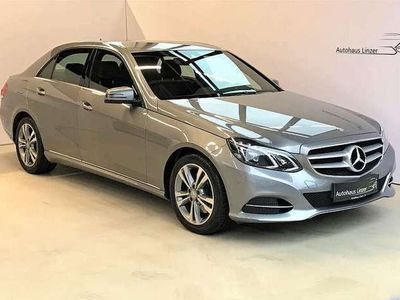 gebraucht Mercedes E350 CDI Lim. BlueTEC 4MATIC Avantgarde Aut.