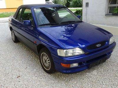 gebraucht Ford Escort Cabriolet Escort Cabrio CLX 1,6 16V / Roadster,