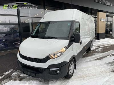 gebraucht Iveco Daily 35S17A8 3,0l Kastenwagen L4H2, Automatik!