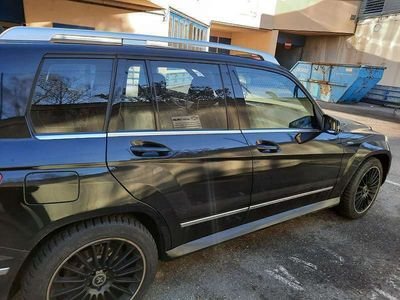 gebraucht Mercedes GLK220 CDI 4MATIC Kombi / Family Van