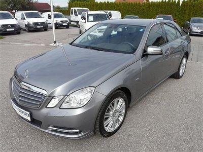 gebraucht Mercedes E250 CDI 4MATIC ALLRAD
