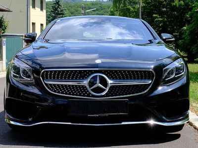 gebraucht Mercedes S500 S-Klasse Mercedes4Matic Coupe Designo Vollausstattung Sportwagen / Coupé