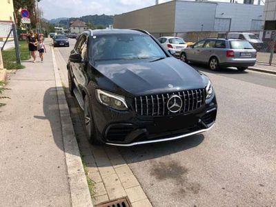 gebraucht Mercedes GLC63 AMG AMG S Mercedes- 4MATIC Aut.