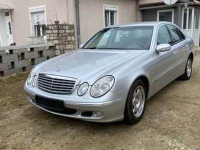 gebraucht Mercedes E200 Elegance CDI Sequentronic
