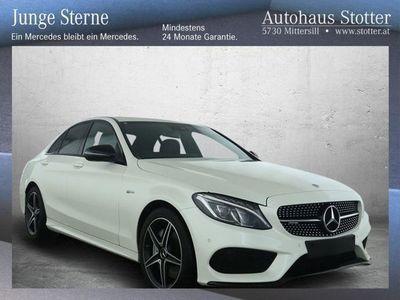 gebraucht Mercedes C43 AMG C-KlasseAMG 4MATIC Aut. Limousine,