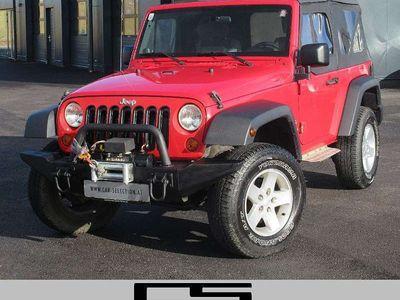 gebraucht Jeep Wrangler Sport 2,8 CRD Softtop SUV / Geländewagen