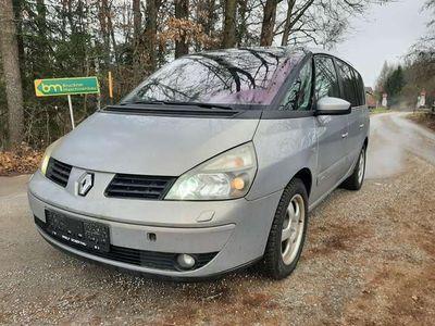 gebraucht Renault Grand Espace 2,2 dCi *Xenon*Standheizung*Tempomat* MOD. 2005