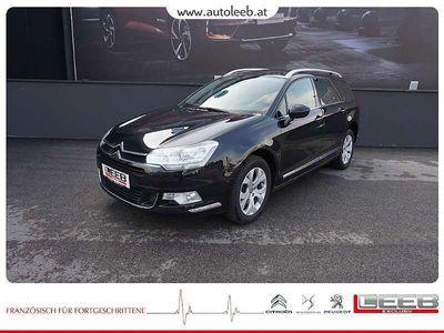 gebraucht Citroën C5 Tourer 3,0 V6 HDi FAP Exclusive Aut. Kombi / Family Van