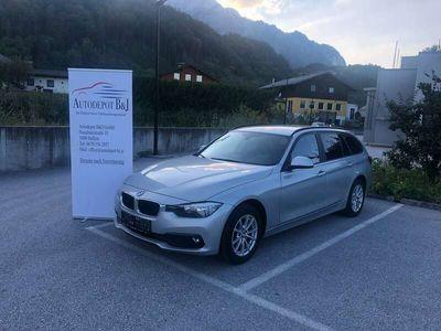 gebraucht BMW 318 d Touring (F31) Touring Aut. NAVI SHZ ALU PDC