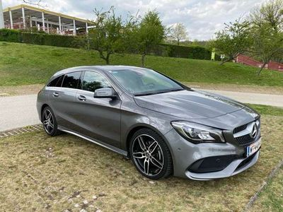 gebraucht Mercedes CLA200 Shooting Brake  Amg-Paket