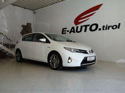 gebraucht Toyota Auris 1,8 VVT-i Hybrid *TOP ZUSTAND *136PS *SERVICEGEPF