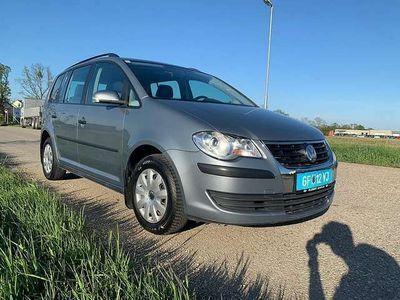 gebraucht VW Touran Conceptline 1,9 TDI DPF *Eintausch*Finanzierung*