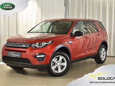 gebraucht Land Rover Discovery Sport 2,0 TD4 4WD Pure